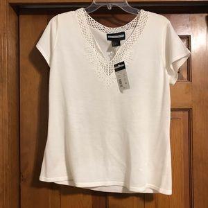 Causal White Shirt